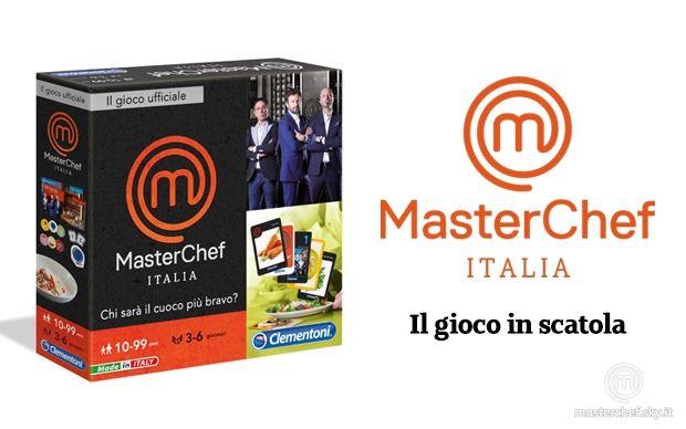 MasterChef_4 2014 #Gioco #Clementoni #giocodisocietà #giochi #giochinscatola #masterchef #masterchef_it #masterchefjunior