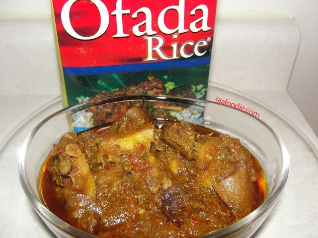 How to Make Ayamase (Ofada Stew/Sauce) | 9jafoodie | Modern African Cuisine | Nigerian Food Recipes