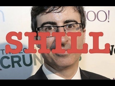 Donald Trump Hater John Oliver's CLINTON FOUNDATION TIES!!! - YouTube