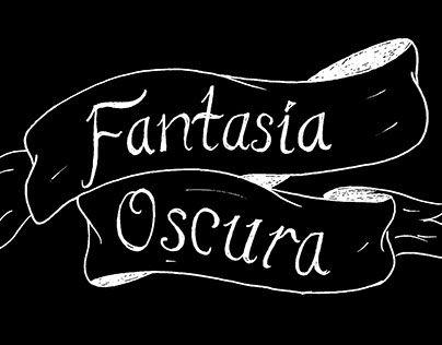 "Check out new work on my @Behance portfolio: ""Fantasía Oscura"" http://be.net/gallery/45285289/Fantasia-Oscura"