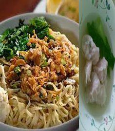 Cara Membuat Mie Ayam Jakarta
