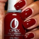 Orly Bus Stop Crimson