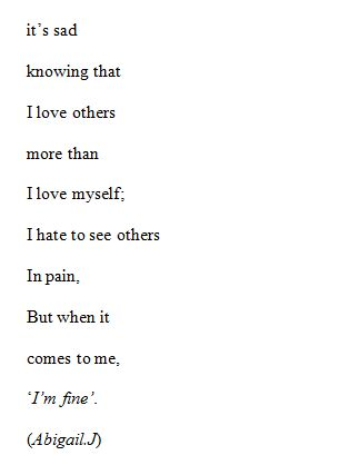 The sadest thing is, it's true..
