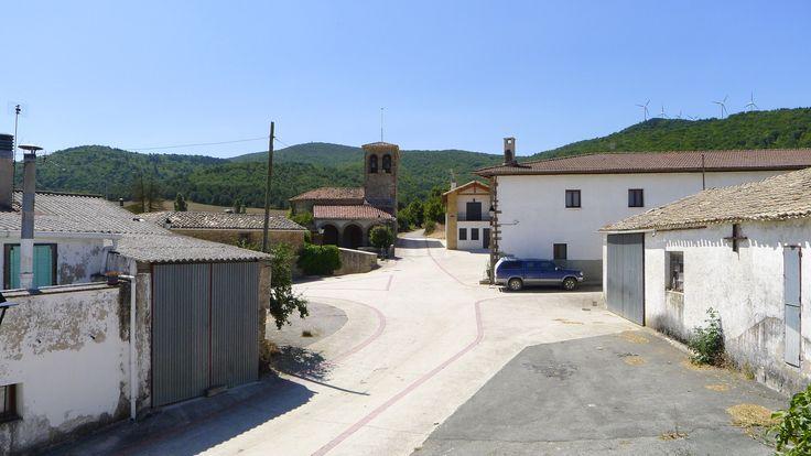 Abínzano, Navarra, Camino Aragonés