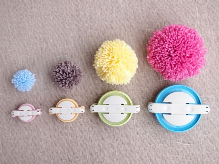 How to: Clover Pom Pom Makers - The Homemakery Blog