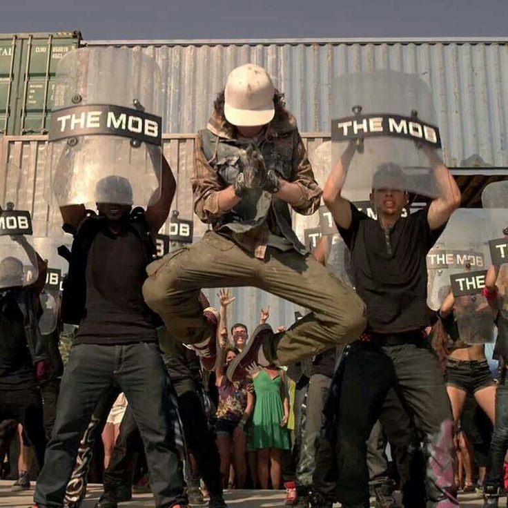In my opinion, Step Up Revolution could have been better if Moose had a big part in it. <3