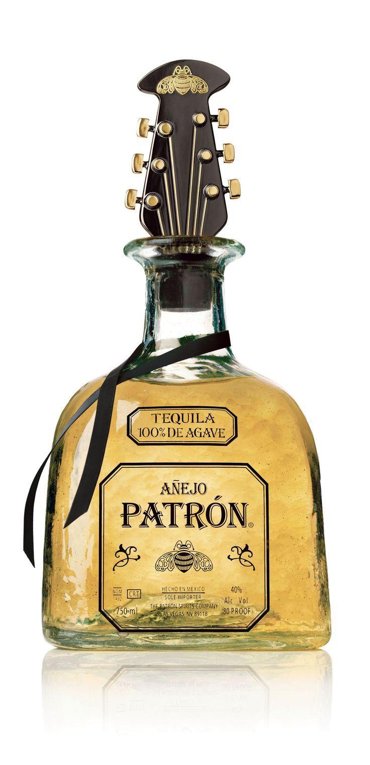 PATRON SPIRITS JOHN VARVATOS ANEJO TEQUILA