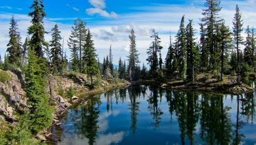Snow Lakes Trail - Sky Lakes Wilderness, Oregon