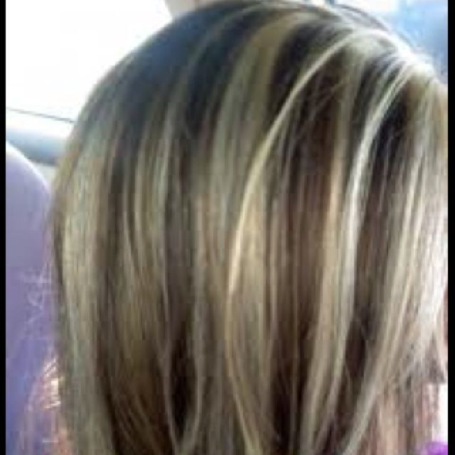 Lowlights And Highlights Hair Styles For White Silver