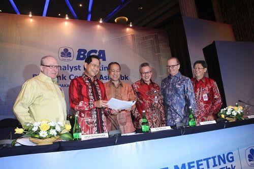 Kiat Sukses BCA Jadi Bank Terbesar di Indonesia