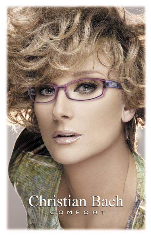 Christian Bach Comfort    Great comfortable eyewear collection of excellent quality and design. Ask for it at your favorite optical shop! or by e-mail to: contacto@imporlents.com