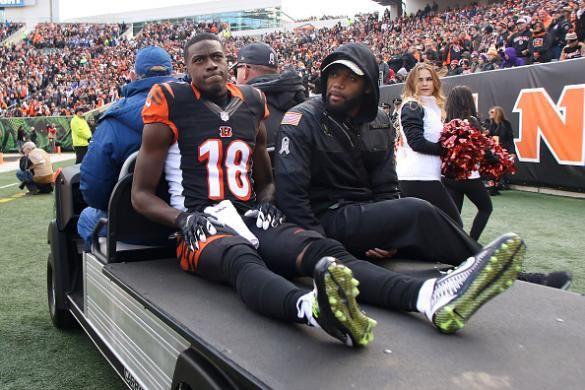 2016 NFL Fantasy Football Injury News: Nov. 22 - Michael A. Stein