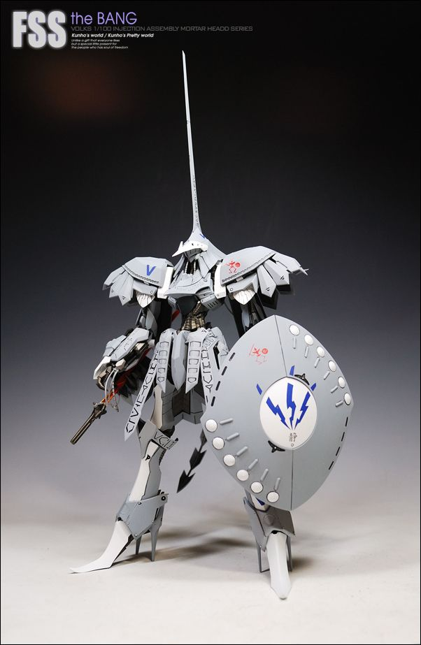 "Volks 1/100 [IMS] The BANG ""The Five Star Stories"""