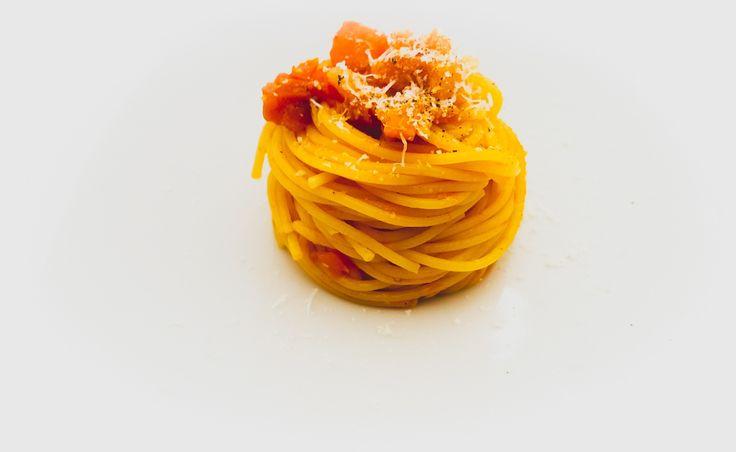 Pasta all'amatriciana, un piatto semplice e veloce