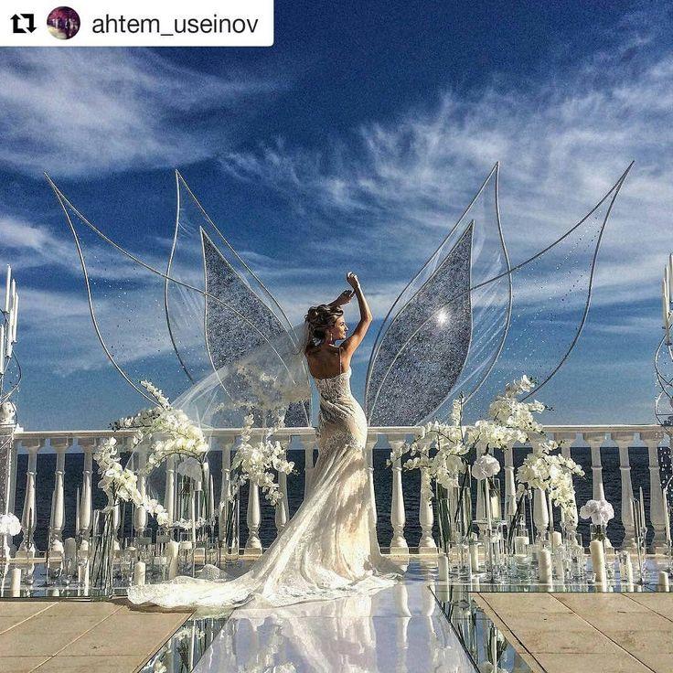 """156 Likes, 25 Comments - Noel Design (@ales_darya) on Instagram: """"Свадьба сестры-особенное во всех отношениях событие.И эффект от него такой же. Фото: @ahtem_useinov…"""""""