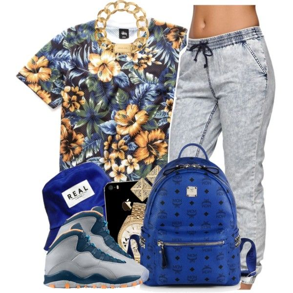 Aloha!, created by oh-aurora on Polyvore