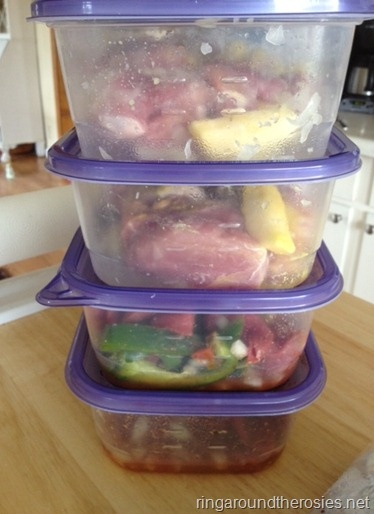 Premade crockpot meals :) | Healthy Dinners | Pinterest | Freezers ...
