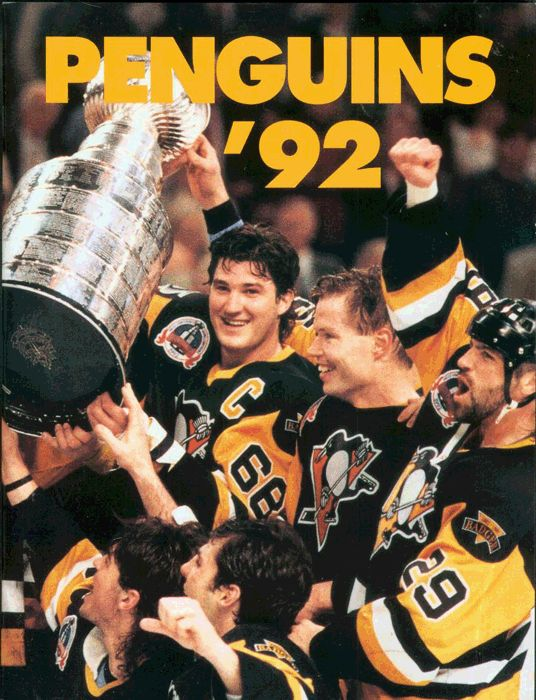 Born in 92, Pen's take the cup in 92. Coincidence? i think not