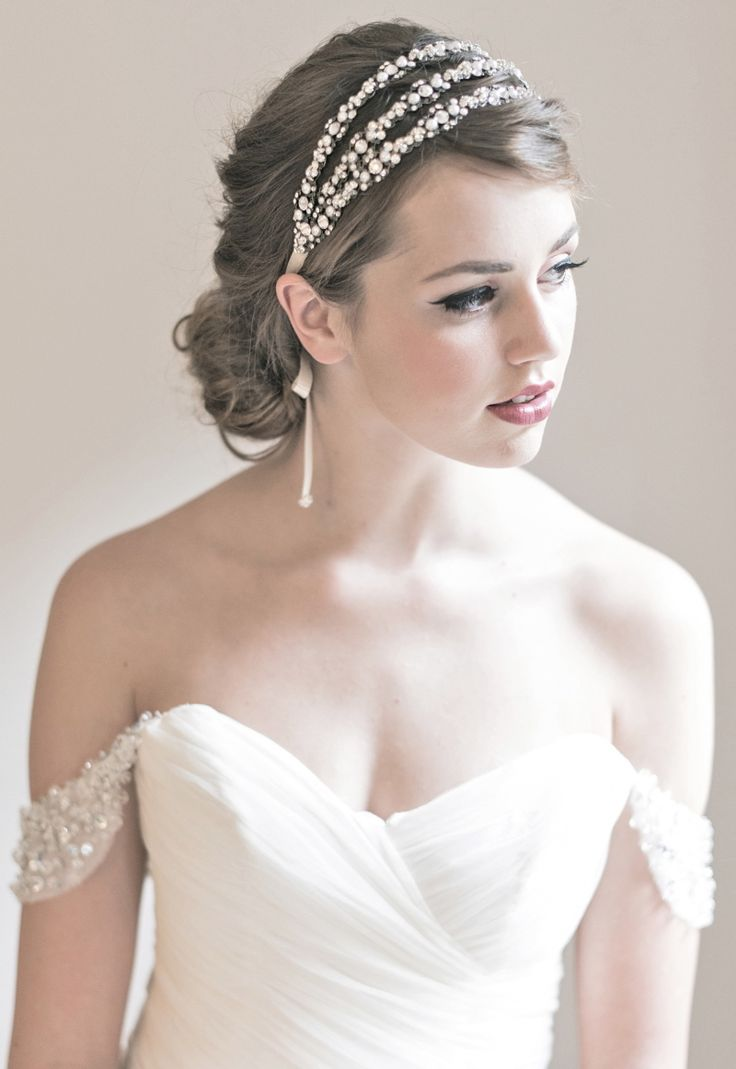 best bride hairstyles images on pinterest hairstyles make up