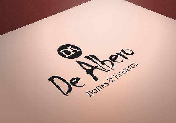 DEALBERO. Diseño de logotipo.