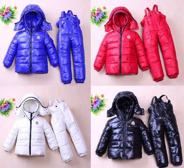 Brand Winter Baby down coat kids parka children jackets Inverno casaco infantil casacos snowsuit girls coats boys clothing set US $56.10 /piece Specifics Outerwear Type	Down & Parkas Item Type	Outerwear & Coats Clothing Length	Regular Brand Name	baby winter clothing set Filling	White duck down Closure Type	zipper Fabric Type	Broadcloth Down Content	90% Collar	Hooded Decoration	hoodied Sleeve Style	Regular Pattern Type	Solid Style	Active   Click to Buy :http://goo.gl/t9O329