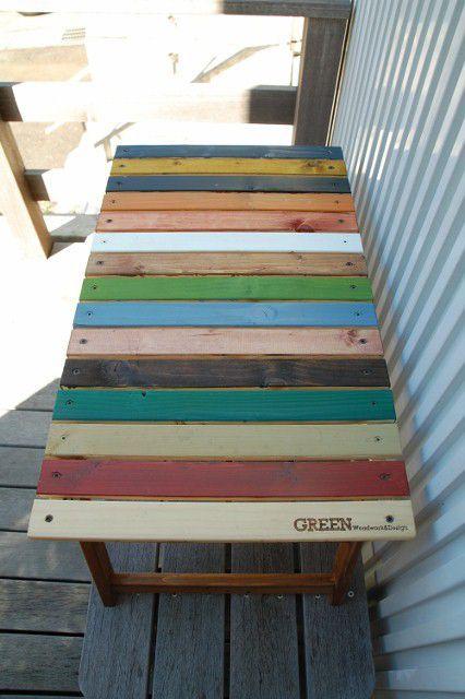 木製 キャンプ アウトドア テーブル Diy とんかちドリルズ