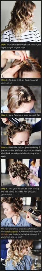 literally 100s of hair tutorials!