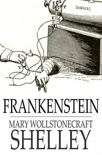 an analysis of mary shelleys story frankenstein Frankenstein by mary shelley home / literature /  frankenstein analysis  although the frame story is exclusively set aboard captain walton's ship in the frozen .