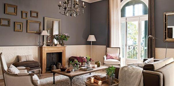 Klassieke stijl voor het interieur