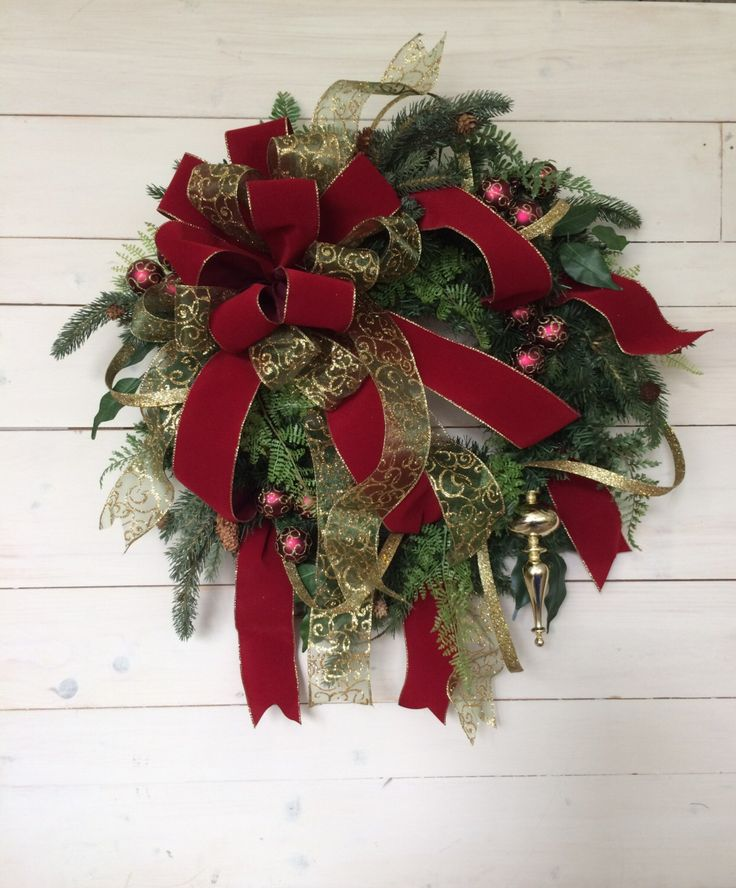 Christmas Wreath Holiday Wreath Winter