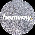 Hemway Glitter Paint Additives for Emulsion Walls (Choose 32 colours) Wallpaper