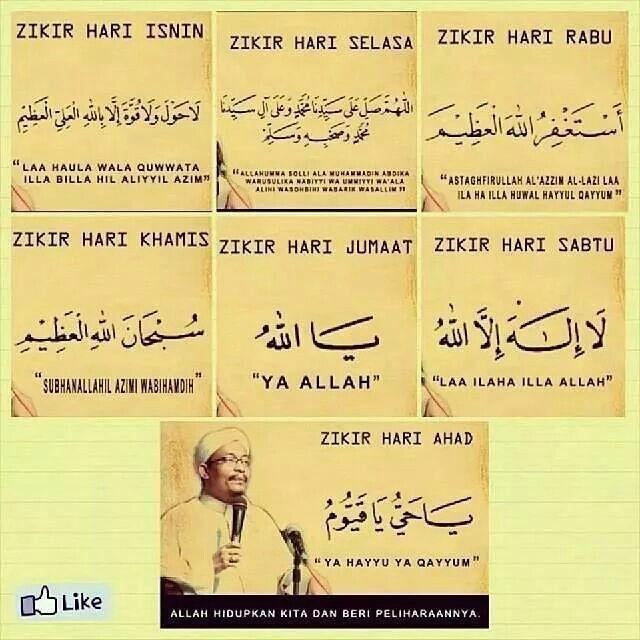 Daily Zikrullah