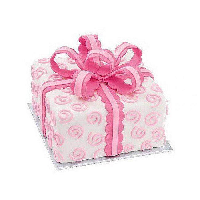 Торт в виде подарка картинки