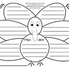 Students write the main idea and supporting details in this Thanksgiving graphic organizer. ...