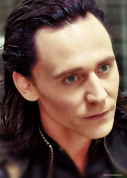 Loki  I shall just sit here and stare at his genetic awesomeness for a while.