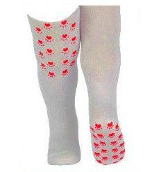 WOLA Basic Rajstopy do raczkowania ABS stopa+kolana