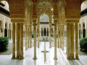 La Alhambra -- Granada, Spain #HipmunkBL