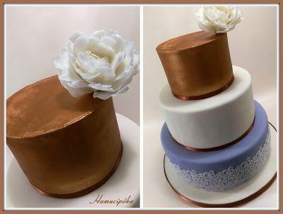 Hamucipóka: Viki és Peti tortája