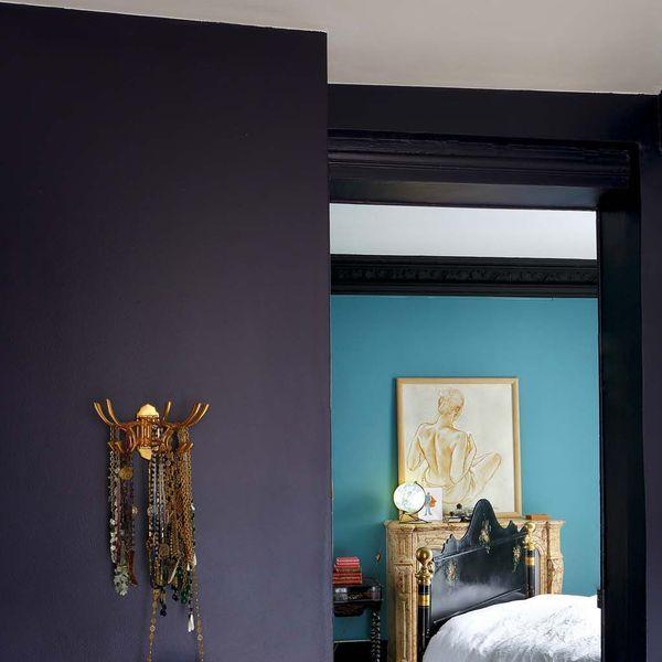 Les 25 meilleures id es concernant chambre aubergine sur pinterest couleurs chambre pourpre for Peinture aubergine