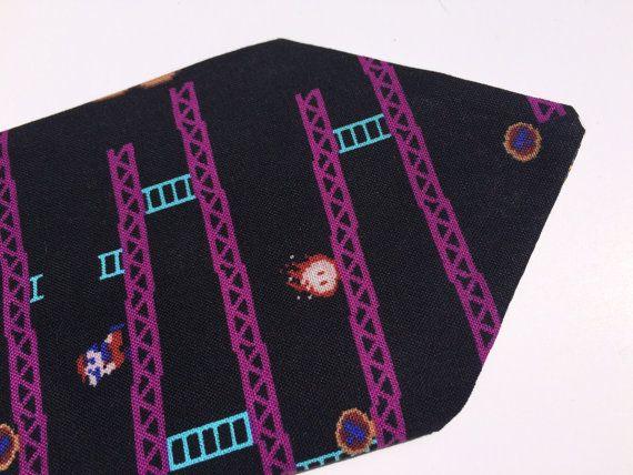 Donkey Kong Nintendo Necktie