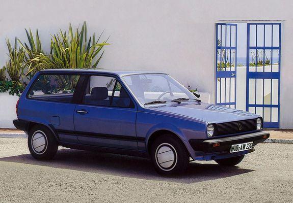 Volkswagen Polo (1982)