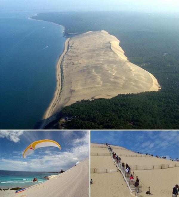 프랑스 파일라 모래언덕(The Great Dune of Pyla, France)