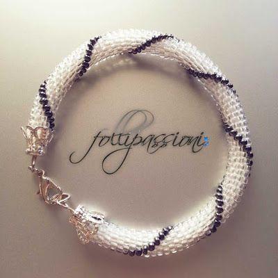 """Folli Passioni bead crochet: Bracciale """"Spiral"""""""
