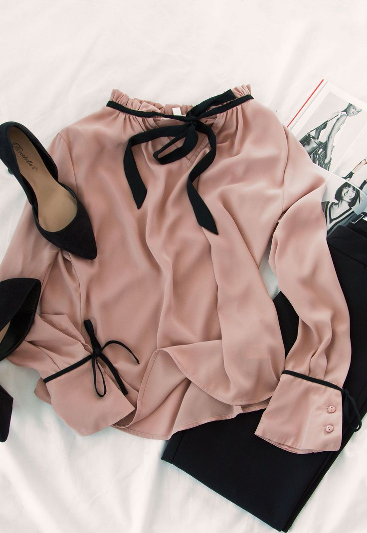 No Loose Ends Top - Blush #lovepriceless