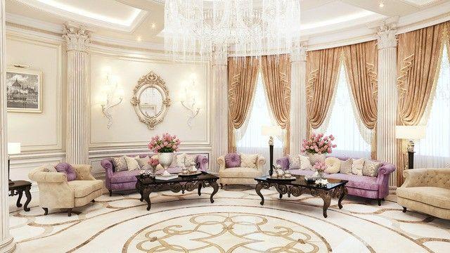 Bespoke Villa Interior Design In Dubai By Luxury Antonovich Design Beautiful Houses Interior Villa Design Interior Design Gallery,Home Decorating Programs