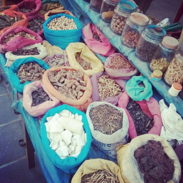 Spices of the himalayas