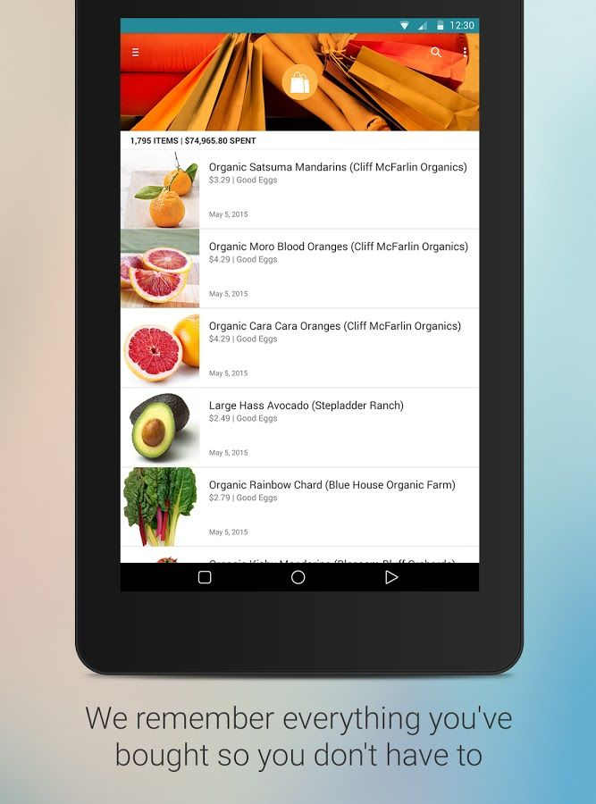 Slice Package Tracker 5.4.3 Android App Update September 2015 | Android Iphone Tools Collection