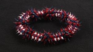 Optari Spikeletz Bracelet, SZ33, price $4.99