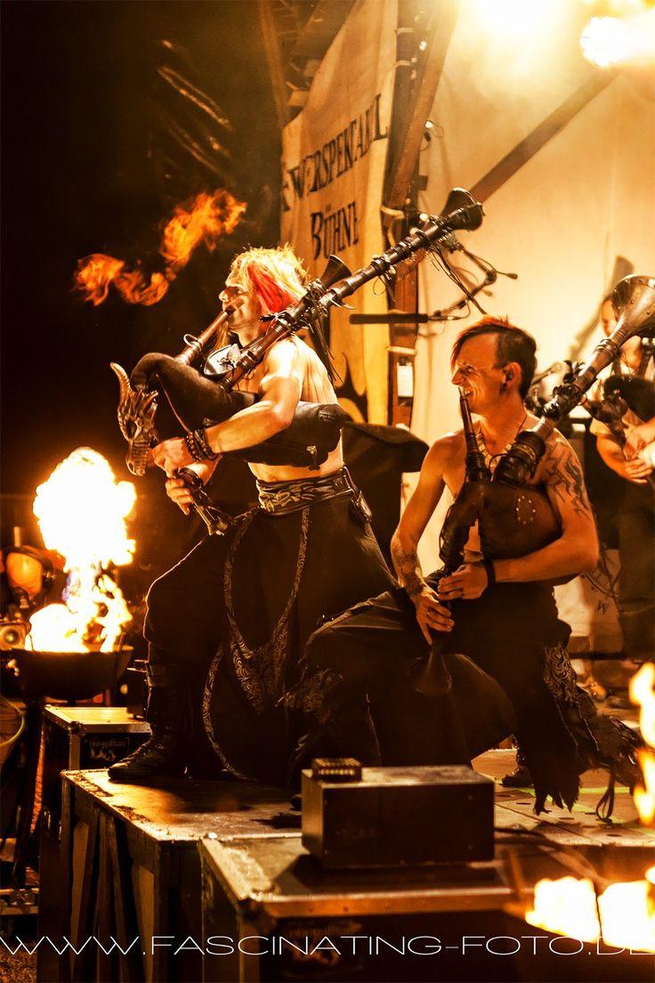 """Referenz """"Provocatio"""" Live-DVD von Saltatio Mortis  """