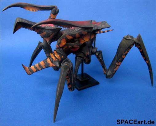 Starship Troopers: Bug Arachnoid, Modell-Bausatz ... https://spaceart.de/produkte/str003.php